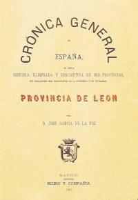 CRÓNICA GENERAL DE ESPAÑA. PROVINCIA DE LEÓN