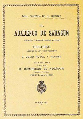 EL ABADENGO DE SAHAGÚN